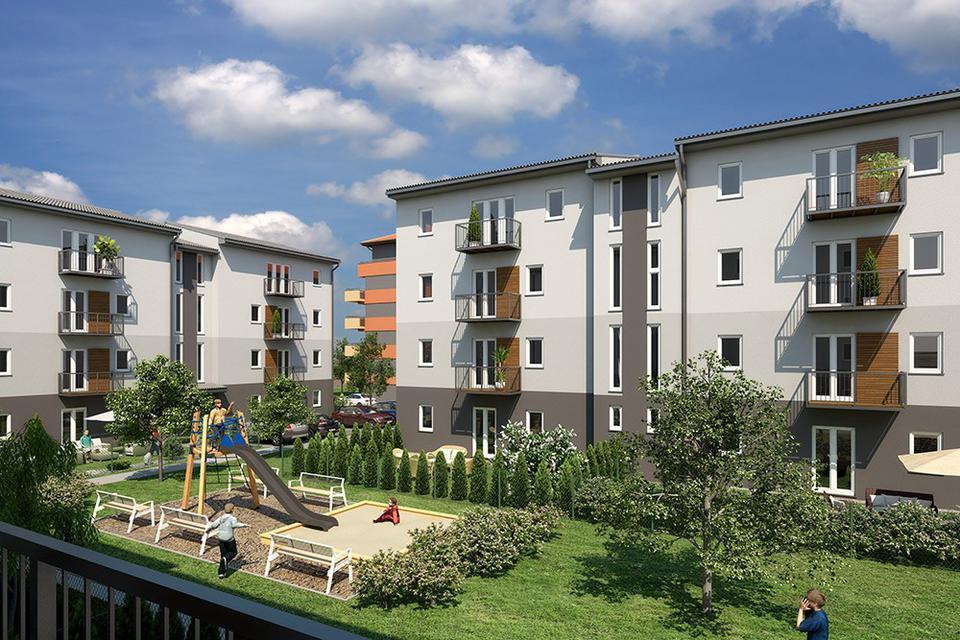 Новые недорогие квартиры в испании
