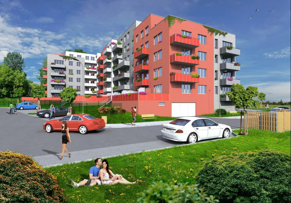 Прага новостройки продажа квартир цены